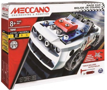 MECCANO Samochód sportowy