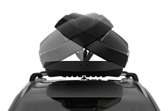 Thule kovček Motion XT L Glossy, črn