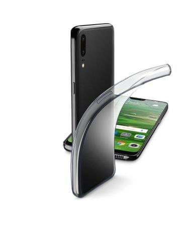 CellularLine ovitek Fine za telefon Huawei P20 Pro, prozoren