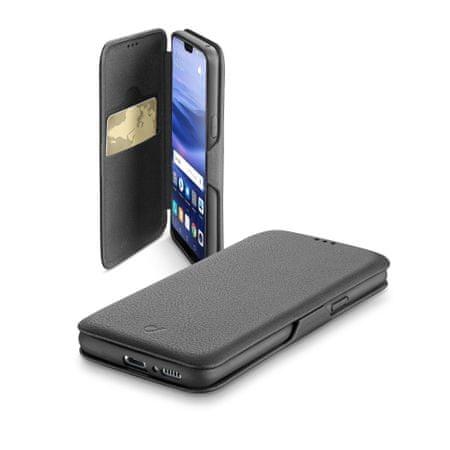 CellularLine preklopni ovitek Book za telefon Huawei P20 Pro, z magnetom