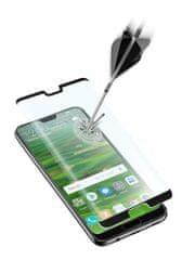 CellularLine zaščitno steklo Capsule za Huawei P20, črno