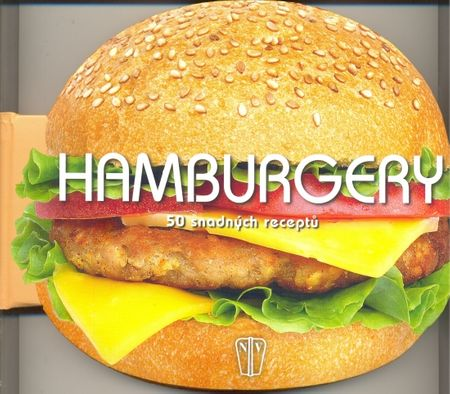 Barilla Academia: Hamburgery - 50 snadných receptů