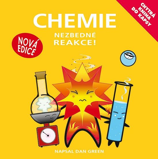 Green Dan: Chytrá kniha do kapsy - Chemie