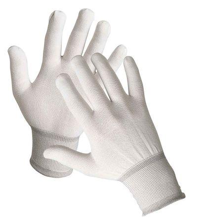 Červa Nylonové pracovné rukavice Booby 10