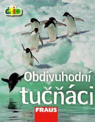 Chan Frances: Obdivuhodní tučňáci (edice čti+)
