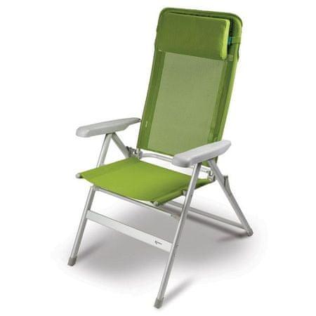 Kampa stol za kampiranje Luxury Go Green
