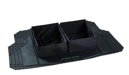 Kraco zložljiv organizator za prtljažnik s prekati
