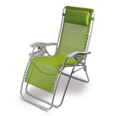 Kampa počivalni stol Opulence Go Green
