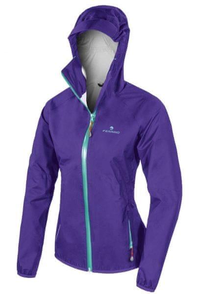 Ferrino Kunene Jacket Woman - Plum Violet S