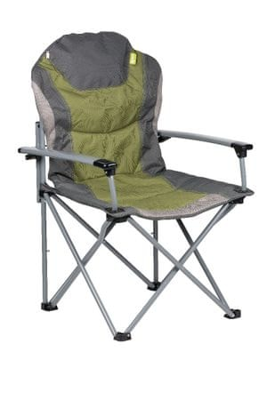 Kampa stol za kampiranje The Guv'nor Armchair, zelen