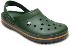 Crocs Crocband Forest Grey