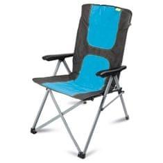 Kampa stol za kampiranje Consul Reclining Chair, moder