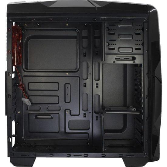 Inter-tech gaming kućište K1 Midi ATX