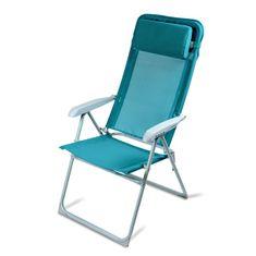 Kampa stol za kampiranje Comfort Tealicious
