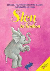 David Tasič: Slon in bonbon (trda vezava)