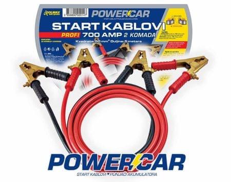 PowerCar vžigalni kabli Profesional, 5 m