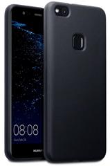 Silikonski ovitek za LG Q6, mat črn