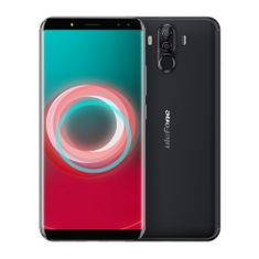 Ulefone Power 3S, DualSIM, černý