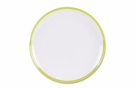 Kampa krožnik Summer Citrus Green 26 cm