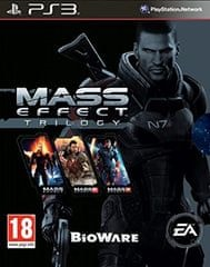 EA Games Mass Effect Trilogy (PS3)