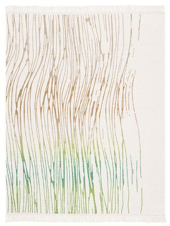 Biederlack odeja Soft Impression Ombré Wave, 150 x 200 cm