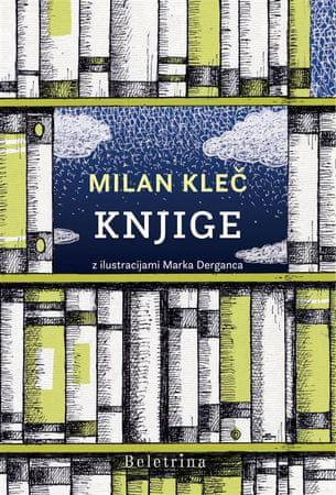Milan Kleč: Knjige