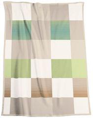 Biederlack Soft Impression Ombré Check 150x200 cm