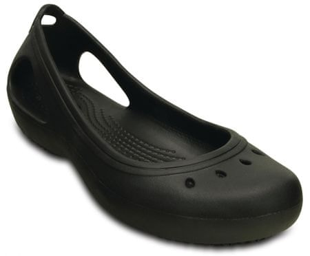 Crocs baleriny damskie Kadee Work W Black, 34,5