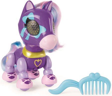 Spin Master interaktywny kucyk Zoomer, Lilac