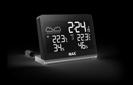 MAX meteorologická stanice
