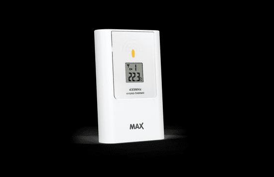 MAX meteorologická stanice - rozbaleno