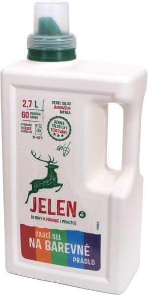 Jelen Prací gel Color 2,7 l (60 praní)
