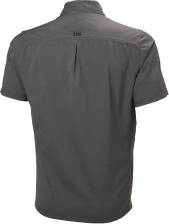 3743de9f24d10 Helly Hansen koszula męska Seidr Hybrid Shirt, Charcoal M | MALL.PL