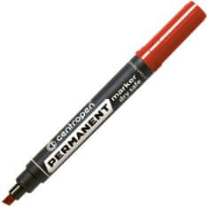 Centropen Značkovač 8516 nevysychavý perm. červený