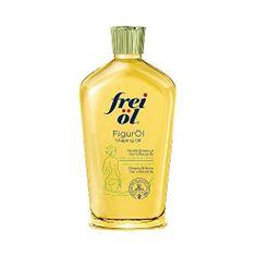 frei öl Zpevňující a tvarující tělový olej (Shaping Oil) 125 ml