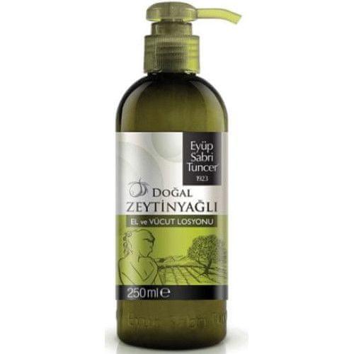 EST 1923 Přírodní tělové mléko na tělo a ruce s Olivovým olejem 250 ml