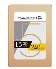 Team Group SSD disk 240 GB, L5 3D NAND