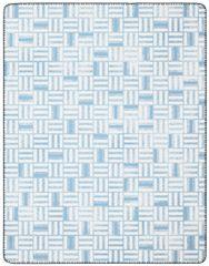 Biederlack odeja Fresh Ink Gradient, 150 x 200 cm