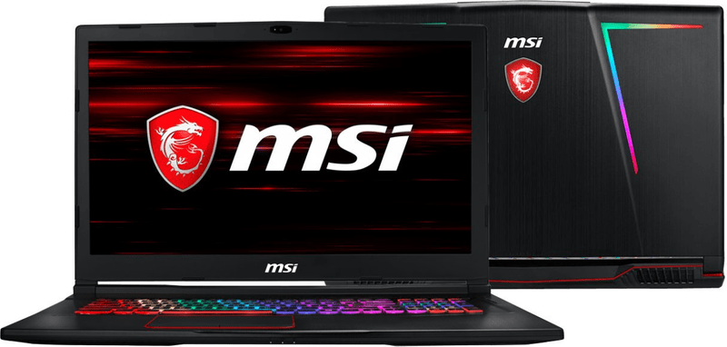 MSI GE73 8RE-066CZ Raider RGB
