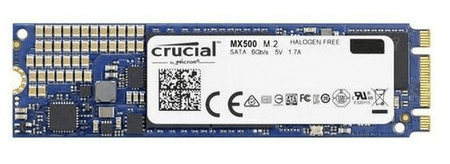 Crucial SSD disk MX500 500GB M.2 80mm 2280 SS SATA3 3D TLC