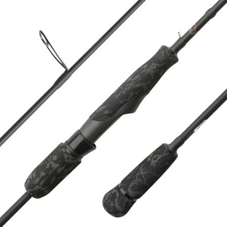 Savage Gear Prút Black Savage spin 2,51 m 20-60 g