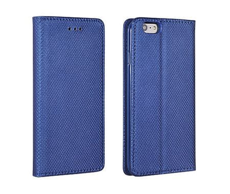 Havana preklopna torbica za Samsung Galaxy J5 J500, modra