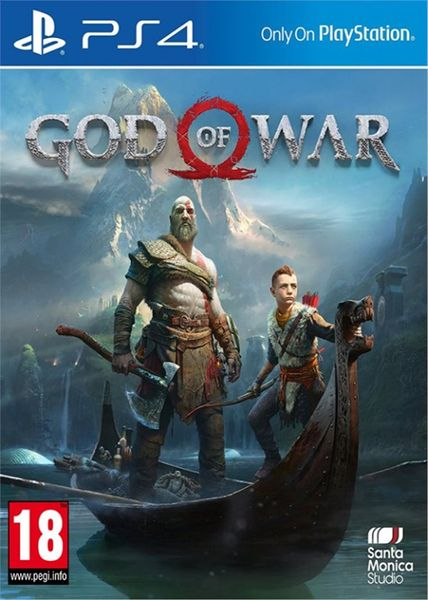 Sony God of War / PS4