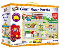 Galt Nagy padló puzzle - város