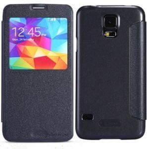 Nillkin preklopna torbica z okenčkom za Samsung Galaxy A5 2016 A510, črna