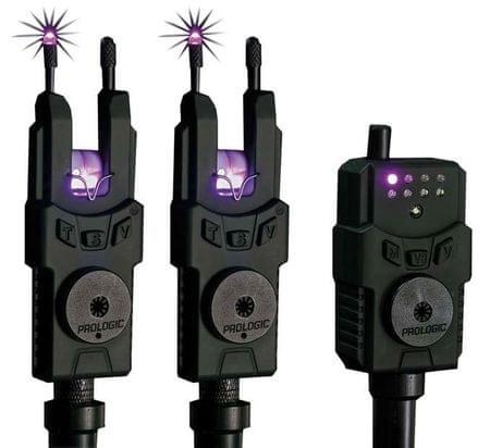 ProLogic Sada Signalizátorů SMX Custom Black Purple Led 4+1