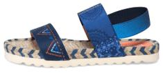Desigual ženski sandali Formentera Denim B
