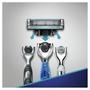 6 - Gillette rezervne glave za britje Mach3 Start, 4 kosi