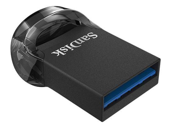 SanDisk USB ključek Ultra Fit, 256GB, USB 3.1