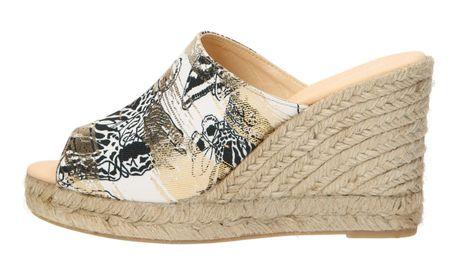 Desigual dámské pantofle 37 vícebarevná